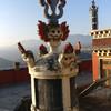 прожить день в буддийском монастыре