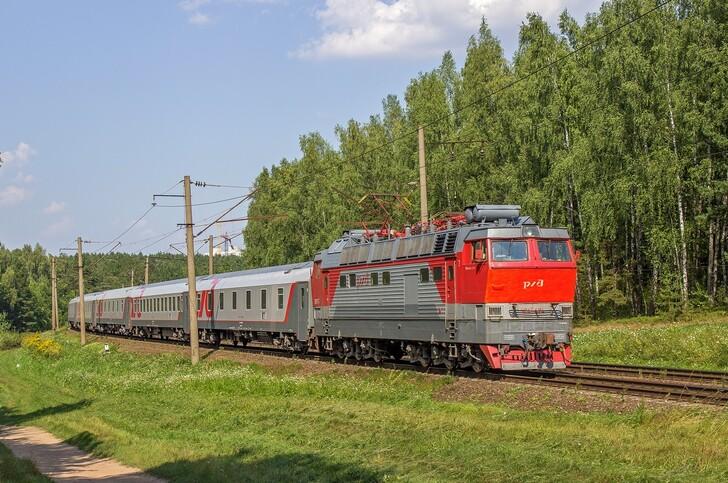 Поезд Москва — Париж