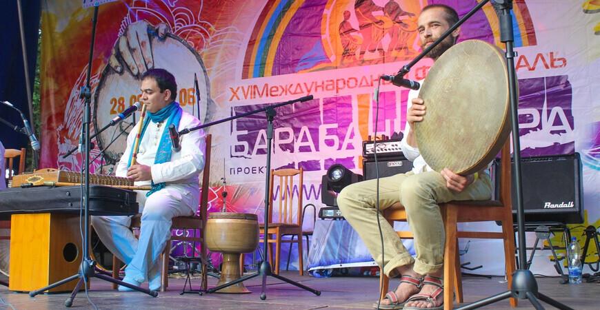 Фестиваль «Барабаны мира»</br> в Тольятти