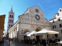 Христианские средневековые соборы хорватского Задара