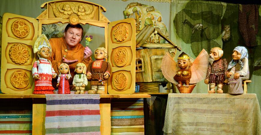 Кукольный театр «Ёжики»<br/> в Ярославле