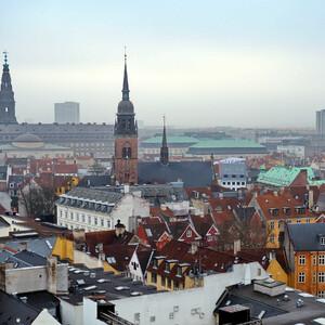 Туманный, но неожиданно приятный Копенгаген