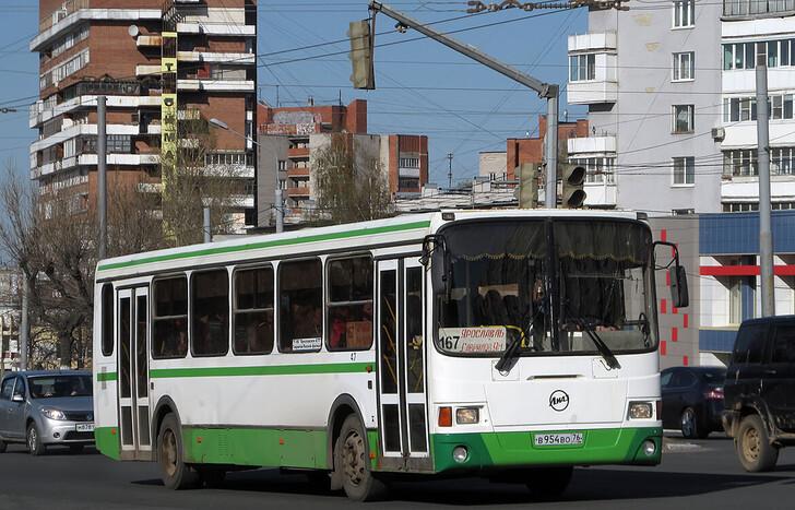 Автобус Ярославль — Гаврилов-Ям