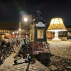 Одна из центральных площадей в Мальме. На время Рождества тут бывает