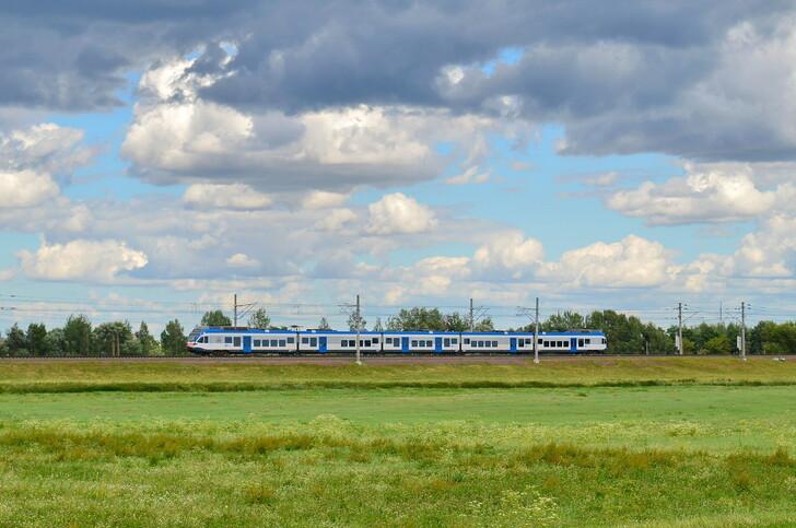 Скоростной поезд Гомель — Минск