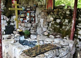 По следам святого Василиска Команского