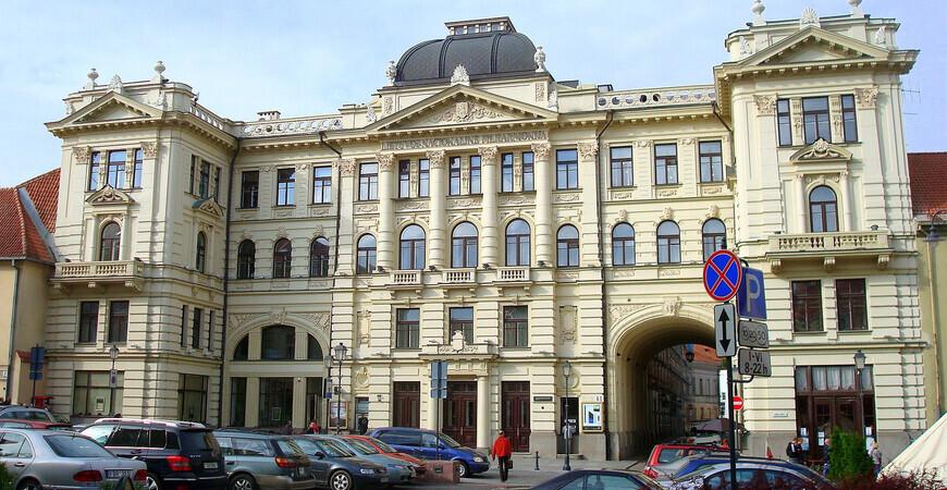 Филармония в Вильнюсе