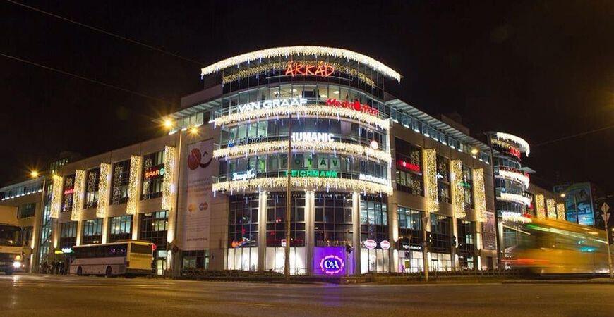 Торговый центр ARKAD