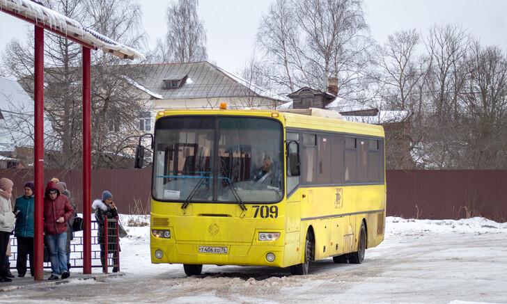Автобус Ярославль — Данилов