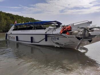 Дети из России погибли при столкновении туристических катеров в Таиланде