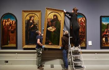В Генте выставили самое крупное собрание работ Яна ван Эйка за всю историю
