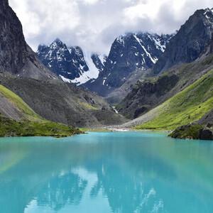 или...Каракабакские озера