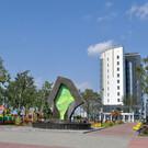 Площадь Борцов Революции в Тюмени