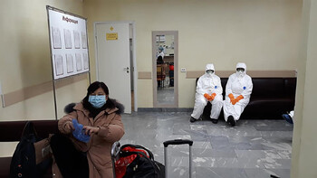 Новый генконсул Китая помещён в карантин в Екатеринбурге