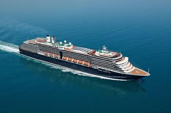 Круизный лайнер Westerdam не может получить разрешение на швартовку ни в одном порту