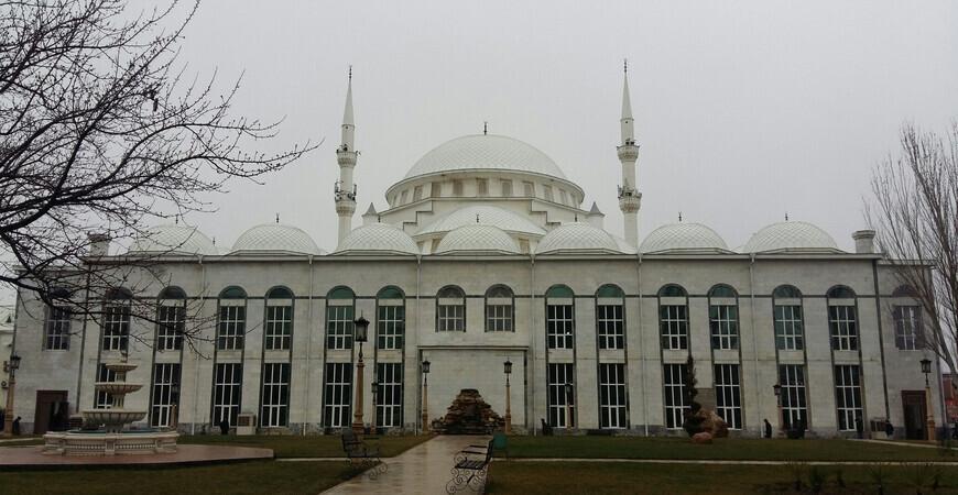Джума-мечеть в Махачкале