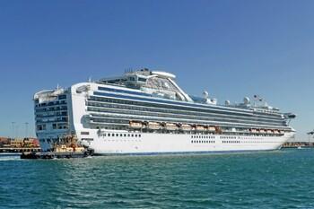 С лайнера Diamond Princess выпустят часть пассажиров