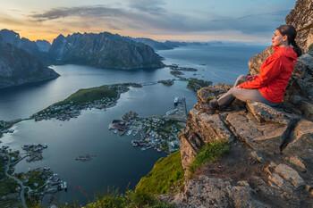 Ещё больше россиян посетили Норвегию в 2019 году