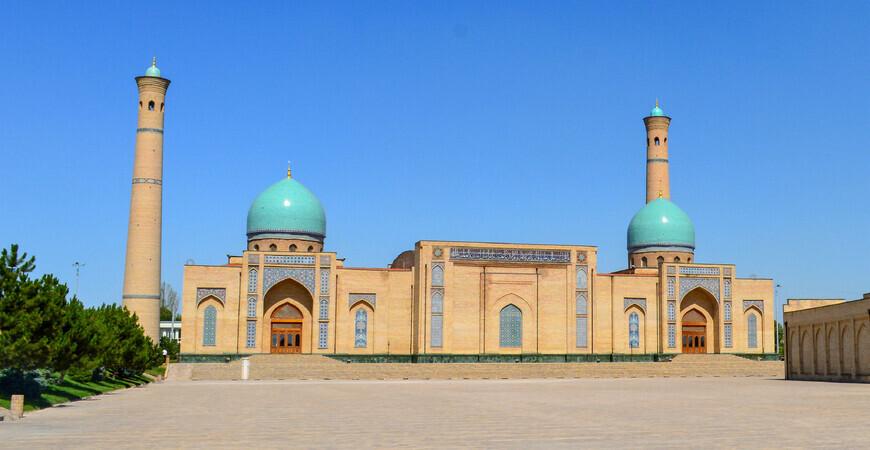 Соборная мечеть Хазрати Имам (Хаст Имам)