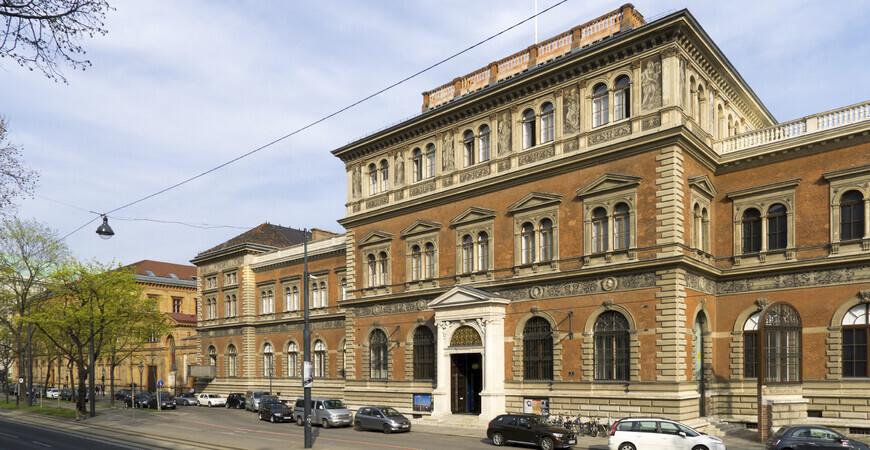 Музей прикладного искусства в Вене