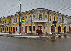 Дом Плотниковой в Архангельске
