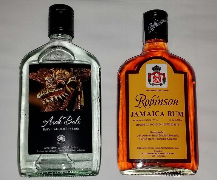Балийский алкоголь