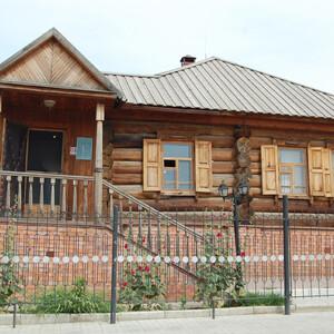 Дом-музей Емельяна Пугачева (Уральск)
