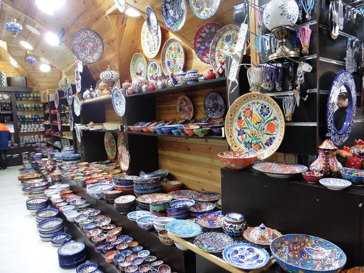 Израильская керамика