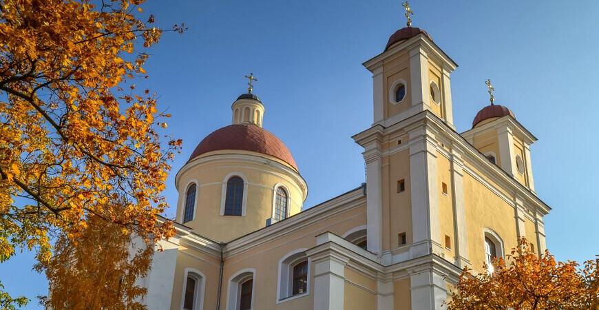 Церковь Святого Духа в Вильнюсе
