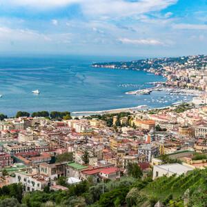Многоцветный Неаполь