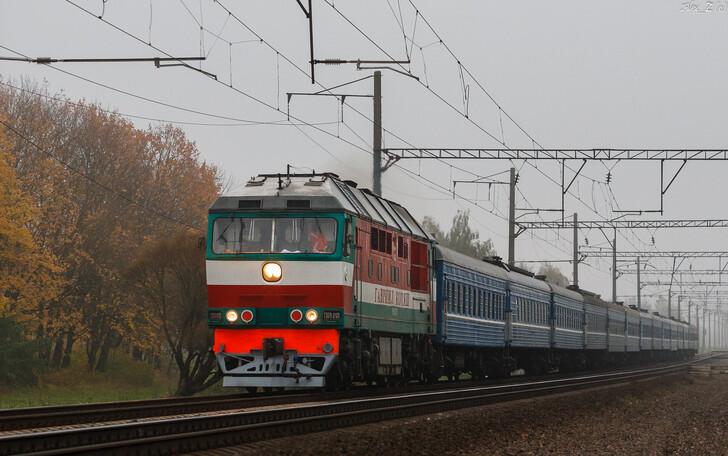 Поезд Минск — Пинск