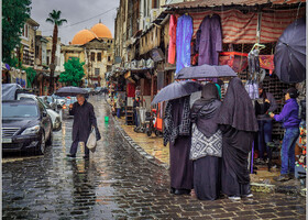 Дамаск, Ливан и Кипр