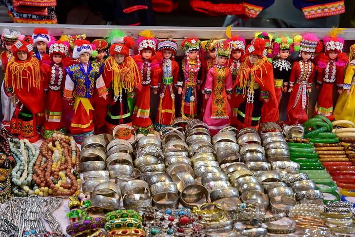 Сувениры с севера Таиланда