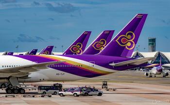 Thai Airways отменит рейсы Москва - Бангкок