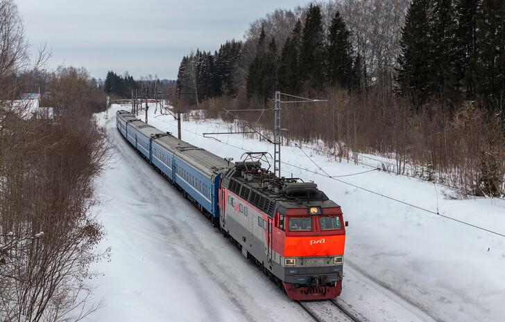 Поезд Нижний Новгород — Минск