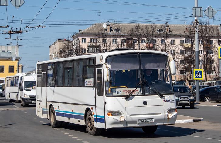 Автобус Ярославль — Большое Село