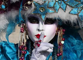 Венеция недосчиталась туристов на карнавале