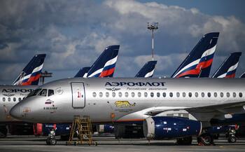 Аэрофлот отменит часть рейсов в Китай