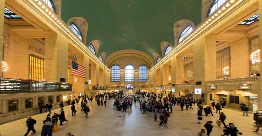 Центральный вокзал<br/> Нью-Йорка