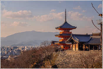 В Киото запустили кампанию для привлечения иностранных туристов
