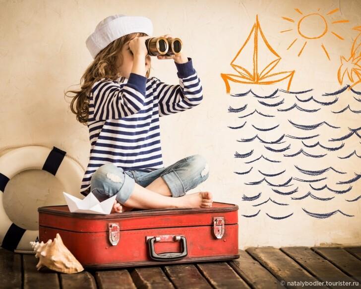 Доверенность на ребенка на выезд в Турцию. Нужна ли?
