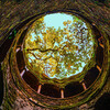 Колодец в замке Регалейра