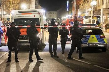 В Германии произошла стрельба: восемь погибших