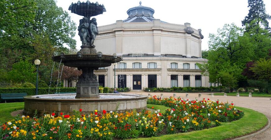 Театр Мариньи (Théâtre Marigny)