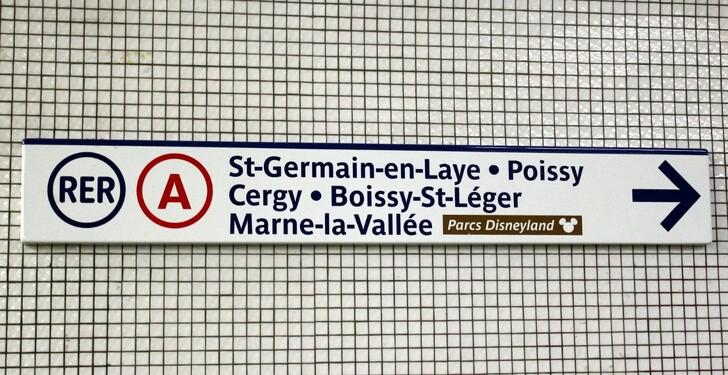 Как добраться до Диснейленда в Париже