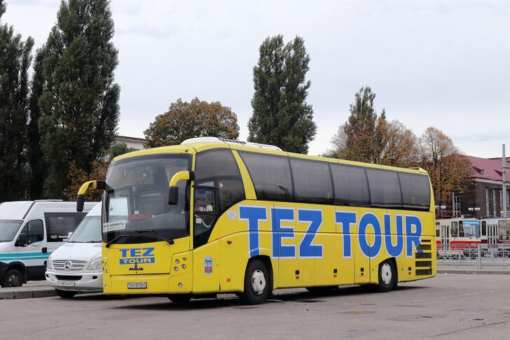 Автобус Минск — Вильнюс