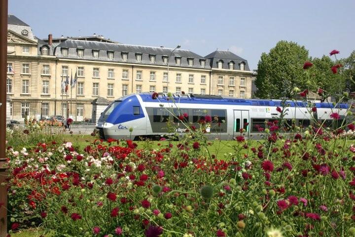 Как добраться из Парижа в Гавр