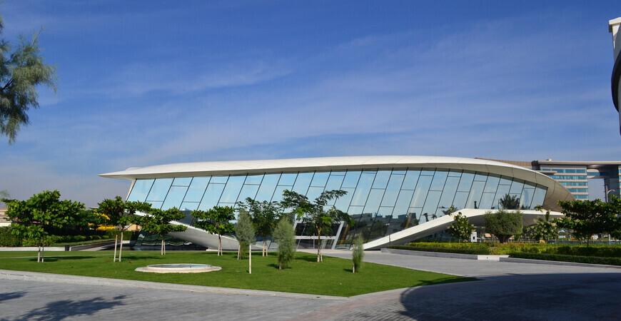 Музей Этихад