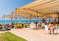 Пляжное кафе одного из отелей