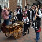 Фестиваль трубочистов